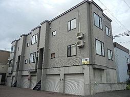 メゾン・ド・カミーユ B[1階]の外観