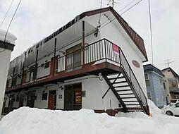 カトレアコーポ[1階]の外観
