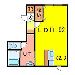 RENII[2階]の間取り