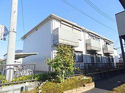 ビアンキ花崎B[2階]の外観