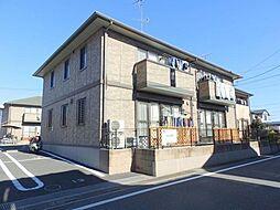 ウィルモア壱番館/弐番館[1階]の外観