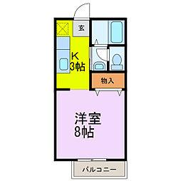 柳生駅 2.5万円