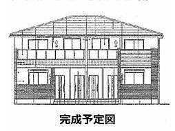 (仮)土手2丁目アパートI[1階]の外観