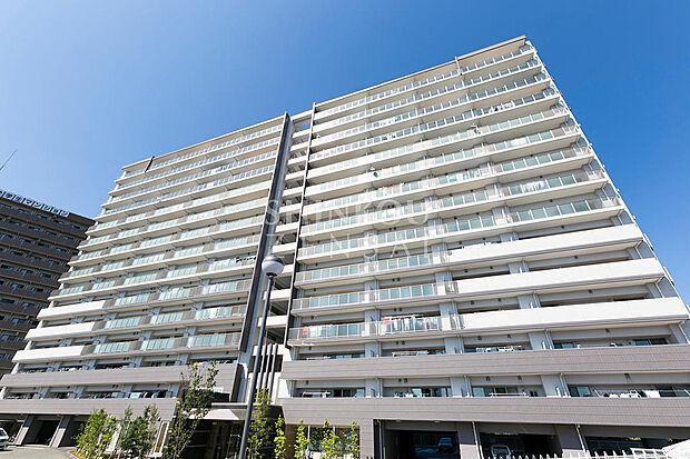 グランフォセットいわきリバーサイド(3LDK) 14階の外観