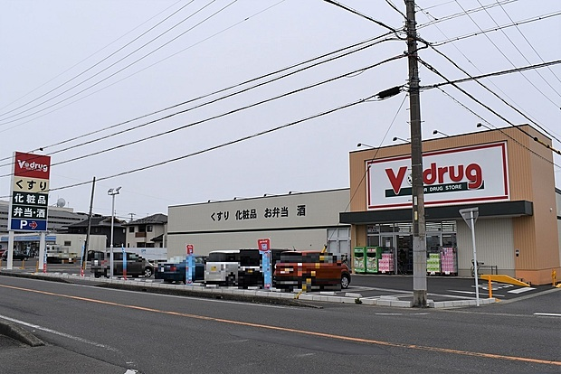 V・drug 江南店 徒歩 約10分(約800m)
