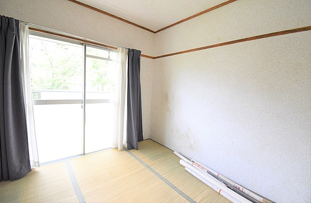 収納付きの和室(4.5畳)