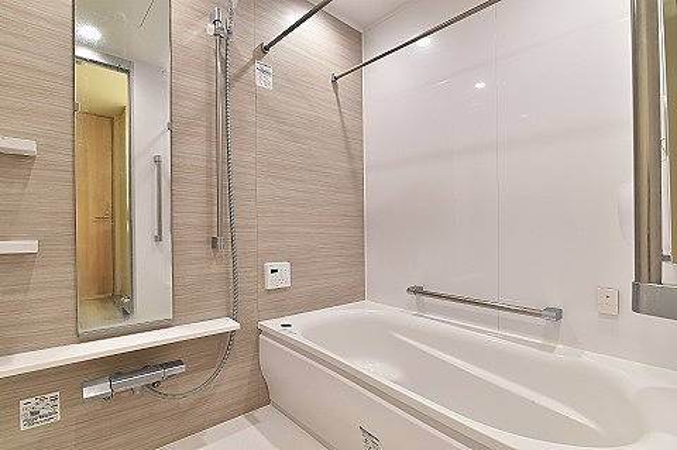 浴室1418/浴室換気乾燥機やミストサウナもついています。心身共癒されそうです。