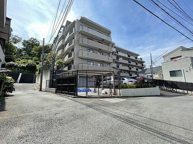 東急東横線「日吉」駅 日吉西パークホームズ2番館(3LDK) 3階の外観