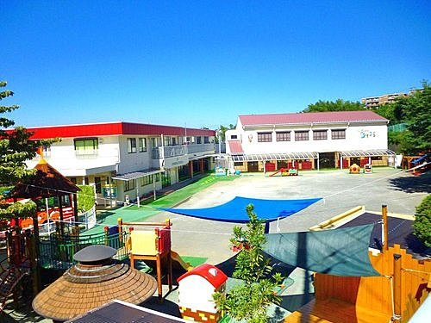 【幼稚園】たちばな幼稚園まで1661m