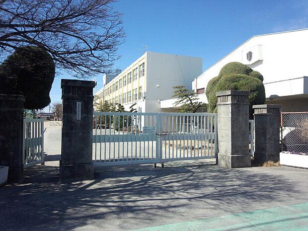 【小学校】古知野南小学校まで2100m