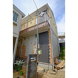 JR横須賀線 新川崎駅 徒歩13分の賃貸アパート