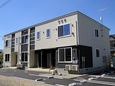 外観,2LDK,面積58.45m2,賃料6.1万円,JR根室本線 西帯広駅 徒歩10分,,北海道帯広市西二十四条南2丁目