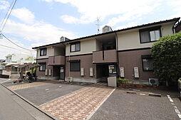 JR京浜東北・根岸線 さいたま新都心駅 バス12分 木崎小学校下車 徒歩7分の賃貸アパート