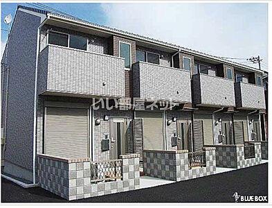 外観,2SLDK,面積70.82m2,賃料7.6万円,つくばエクスプレス みらい平駅 徒歩10分,,茨城県つくばみらい市陽光台3丁目44-5