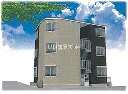 JR京浜東北・根岸線 蕨駅 徒歩8分の賃貸アパート