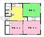 間取り,3DK,面積46.28m2,賃料4.0万円,JR外房線 茂原駅 徒歩21分,,千葉県茂原市高師