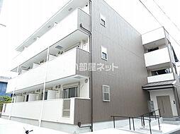 近鉄大阪線 弥刀駅 徒歩6分の賃貸アパート