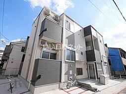 JR阪和線 杉本町駅 徒歩8分の賃貸アパート
