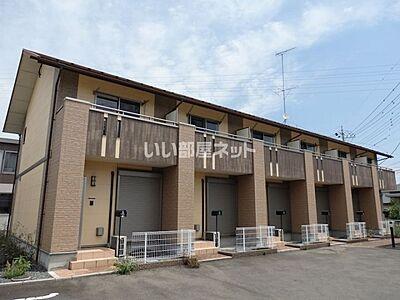 外観,2LDK,面積57m2,賃料5.8万円,JR東北本線 古河駅 徒歩34分,,茨城県古河市上辺見