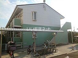 近鉄大阪線 高安駅 徒歩7分の賃貸アパート