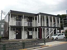 JR中央線 八王子駅 バス27分 滝山城址下下車 徒歩5分の賃貸アパート