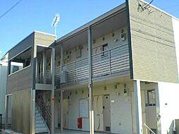 西武拝島線 東大和市駅 徒歩12分の賃貸アパート
