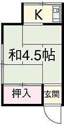 高田馬場駅 2.9万円