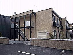 JR山陰本線 亀岡駅 徒歩14分の賃貸アパート
