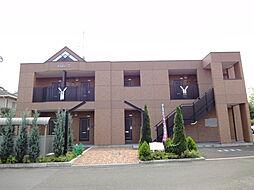 東武小泉線 成島駅 徒歩7分の賃貸アパート