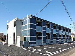 東武桐生線 治良門橋駅 徒歩11分の賃貸アパート
