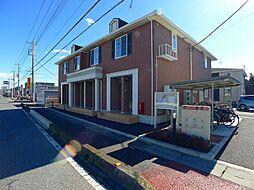 東武小泉線 成島駅 徒歩12分の賃貸アパート