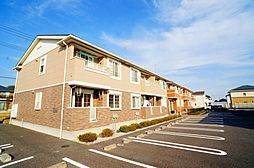 JR高崎線 鴻巣駅 バス18分 赤城下車 徒歩5分の賃貸アパート