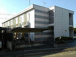 東武東上線 東松山駅 バス15分 丸貫下車 徒歩5分の賃貸アパート