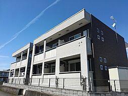 JR福知山線 福知山駅 バス4分 京都交通『松縄手』下車 徒歩9分の賃貸アパート