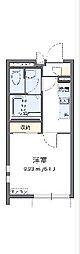 JR山手線 恵比寿駅 徒歩5分の賃貸マンション 1階1Kの間取り