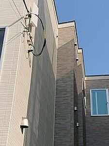 外観,ワンルーム,面積20.56m2,賃料5.5万円,JR常磐線 亀有駅 徒歩19分,,東京都葛飾区新宿2丁目
