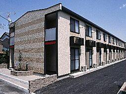 JR高崎線 本庄駅 バス5分 東富田下車 徒歩9分の賃貸アパート