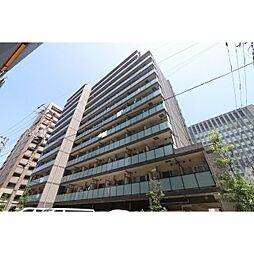 都営大江戸線 門前仲町駅 徒歩8分の賃貸マンション 12階1Kの間取り