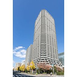 東京メトロ半蔵門線 水天宮前駅 徒歩5分の賃貸マンション 22階1LDKの間取り