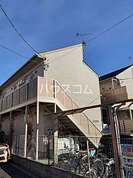 東武伊勢崎線 蒲生駅 徒歩3分の賃貸アパート
