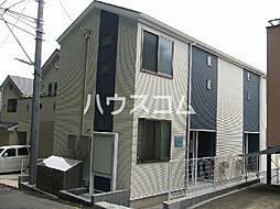 JR横浜線 片倉駅 徒歩9分の賃貸アパート