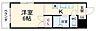 間取り,ワンルーム,面積23m2,賃料5.4万円,東急東横線 綱島駅 徒歩15分,東急東横線 大倉山駅 徒歩20分,神奈川県横浜市港北区大曽根3丁目