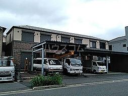 JR総武線 新小岩駅 バス14分 松本弁天下車 徒歩4分の賃貸テラスハウス