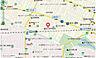 地図,1DK,面積36m2,賃料8.1万円,JR中央線 三鷹駅 徒歩5分,JR中央線 吉祥寺駅 徒歩20分,東京都武蔵野市中町1丁目