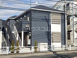 JR南武線 矢川駅 徒歩5分の賃貸アパート