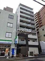 JR横浜線 新横浜駅 徒歩6分の賃貸マンション