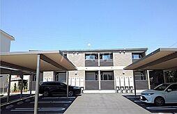 名鉄西尾線 南安城駅 徒歩16分の賃貸アパート
