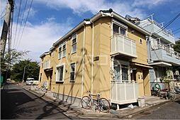 JR京浜東北・根岸線 鶴見駅 バス10分 二本木下車 徒歩3分の賃貸アパート