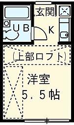 京成高砂駅 3.6万円