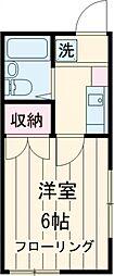 西武国分寺線 恋ヶ窪駅 徒歩3分の賃貸アパート